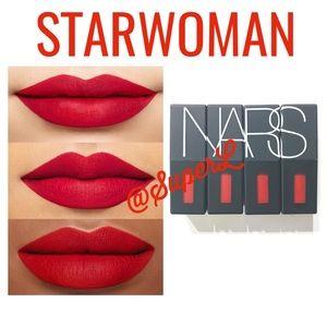 3/$15 NARS Powermatte Starwoman Lipstick Lip Stain